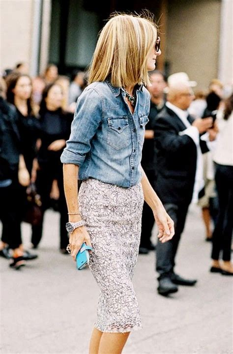 my favorite lace skirts styles for wearing in the streets