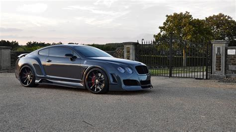 custom bentley continental tuning cars and news bentley continental custom