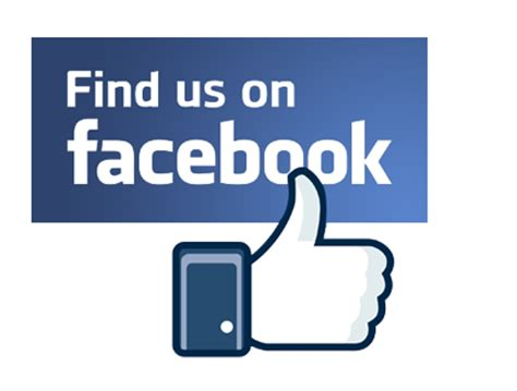 Find On Fb Find Us On