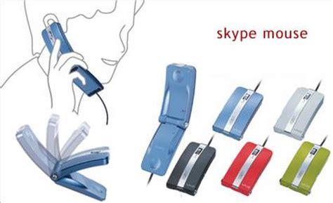 Jela Mouse Flip Phone For Skype by Skype Mouse Mini Speaker Skype Phone Mouse Volume