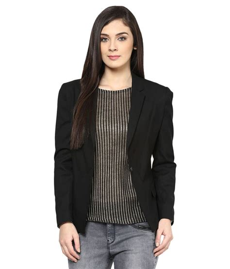Anabel Blazer buy annabelle by pantaloons black blazer at best