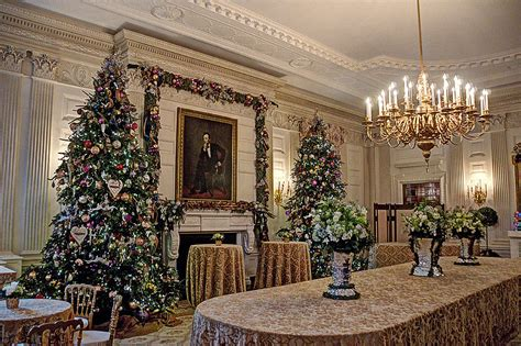 white house state dining room white house state dining room photograph by terry pridemore