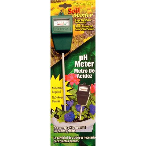 mosser soil master ph meter 1230 the home depot