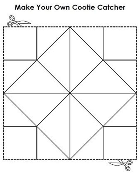 multiplication fortune teller template worksheets general on