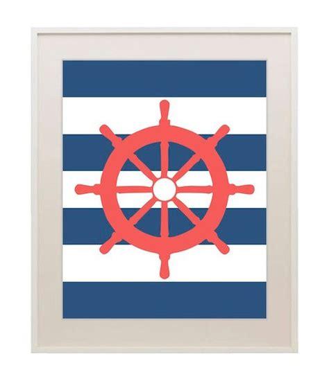 Nautical Themed Nursery Decor Nautical Wheel Sailboat Nursery Decor Ship Wheel Baby Boy Children S Wall Theme