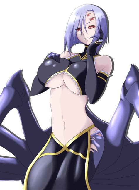 the just for or others monsters anime rachnera musume minecraft skin