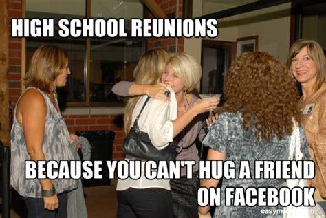 High School Reunion Meme - 10 year reunion funny quotes quotesgram