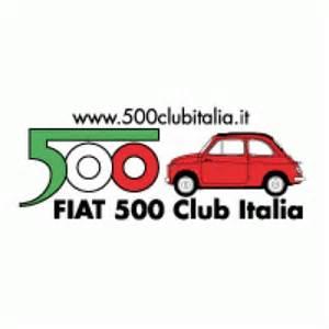 Fiat 500 Logo Fiat 500 Club Italia Logo In Ai Format Free
