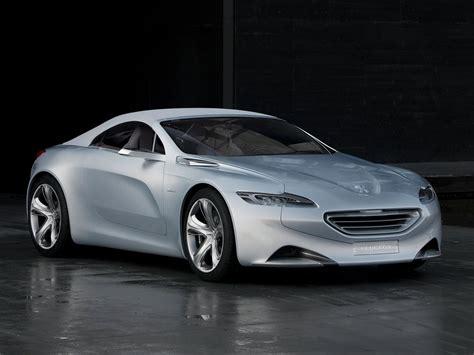 peugeot concept peugeot sr1 concept car carized