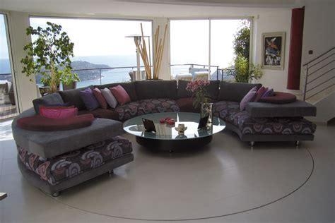 divani semicircolari il loft