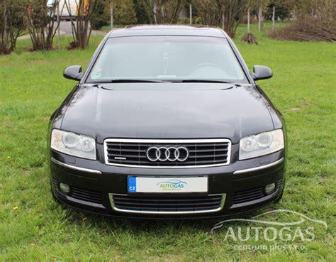 Audi A8 Lpg by Fotogalerie Mont 225 že Lpg Audi A8