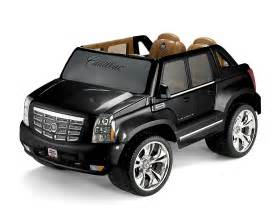 Cadillac Ride On Best Toys For 2016 Top 5 Electric Cars For 2010