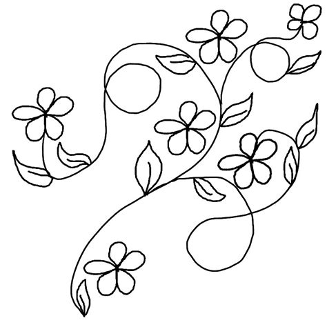 vine coloring pages page image clipart images grig3 org