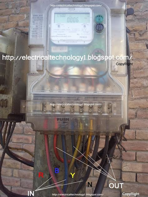 Kwh Single 1 Fase Phase Fort Kwh Single 1 Fase Phase how to wire a 3 phase kwh meter installation of 3 phase