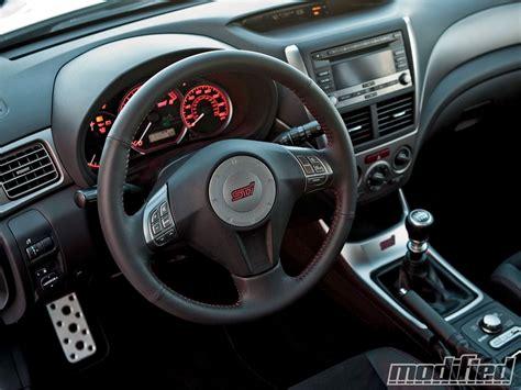 subaru wrx custom interior 2010 subaru impreza wrx sti se first drive photo image