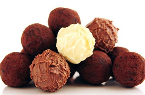 Handmade Truffles Recipe - christmassy chocolate and truffles recipe goodtoknow