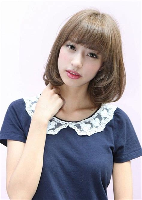 hairstyles asian girl short bob hairstyle for asian girls jpg 600 215 848 hair