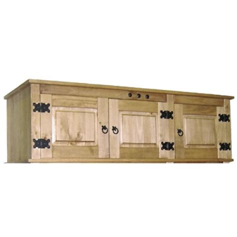 wardrobe top storage boxes mexican pine wardrobe top box 3 door