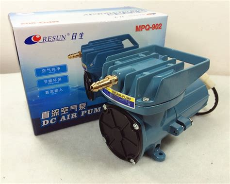 resun mpq  mpq  dc air compressor pump  air pump