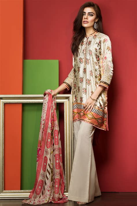 design dress lawn khaadi latest summer lawn dresses designs collection 2017 2018