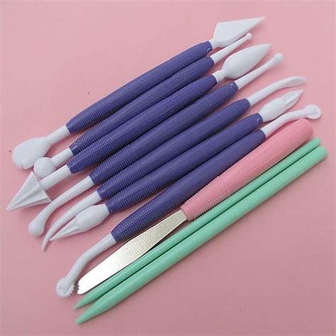 online decorating tools 10x fondant cake decorating sugarcraft paste flower clay