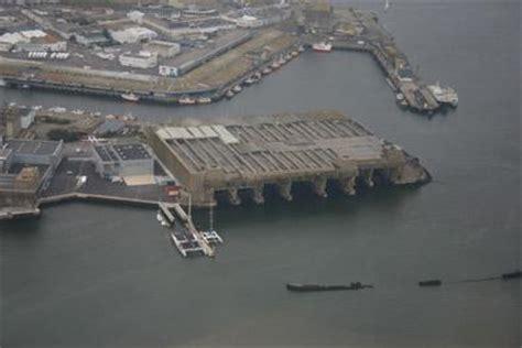 u boat pens lorient keroman submarine pen k3 lorient