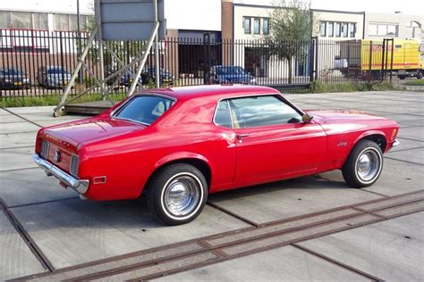 ford mustang hardtop coupe i6 1970 catawiki