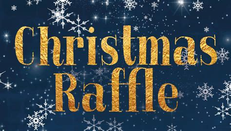 Images Of Christmas Raffle | christmas charity raffle the beauty boutique