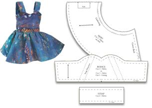 Springfield Collection Dolls Make It Yourself Monday Free 18 Inch Doll Patterns Online American Doll Clothes Templates