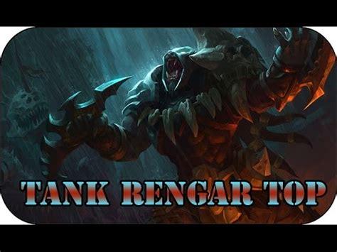lol best tank tank rengar top ranked league of legends gameplay