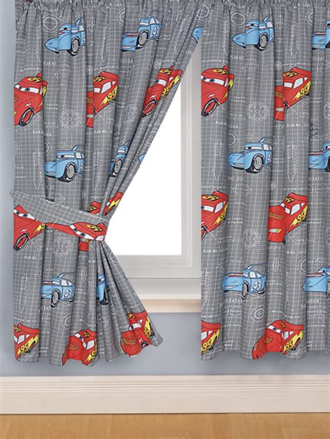 cars curtain curtains and blinds disney cars 2 curtains espionage
