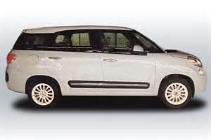 500xl Fiat Fiat 500xl Revealed Auto Express