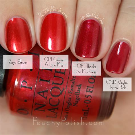 gimme a lido opi opi fall 2015 venice collection comparisons peachy