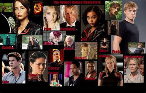 hunger games cast the hunger games wallpaper actors