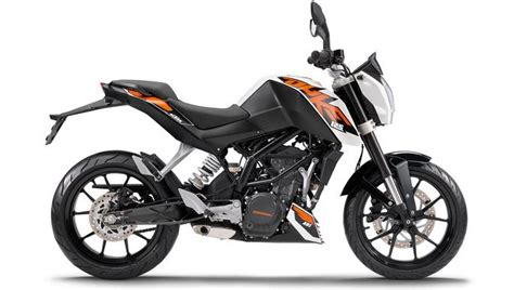 Ktm Duke 125 Launch In India Ktm 125 Duke Price Specs Review Pics Mileage In India