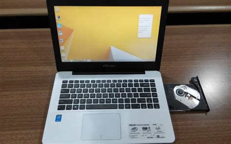 Laptop Asus I3 X455 asus x455l notebook tipis dengan fitur ram upgradeable okezone techno