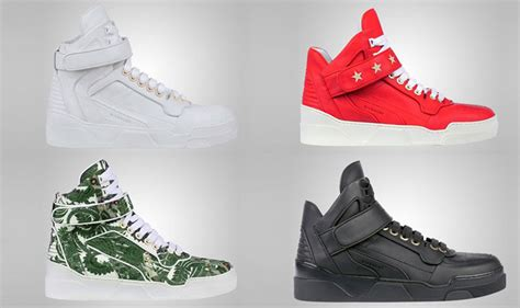 givenchy men s shoes sneakers 2013 collection alphastyles