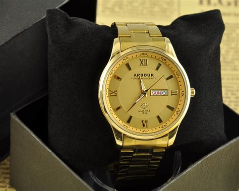mens gold watches pro watches