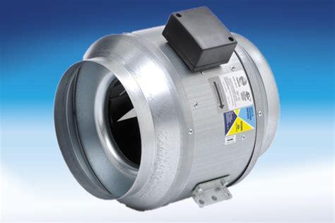 Exhaust Inline Exhaust Fans