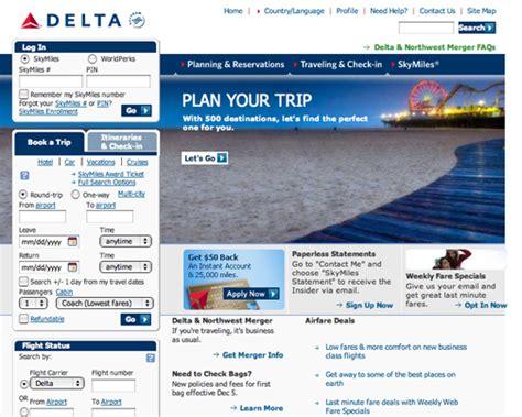 astonishing airlines website designs