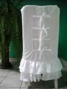 ruffled chair covers white ruffled chair slipcover by paulaanderika on etsy 85 00 for the home