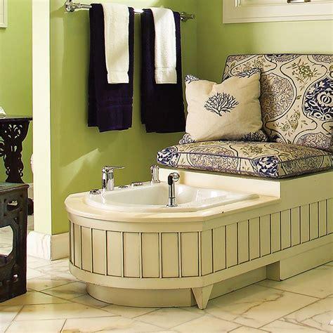 custom pedicure benches mti baths custom st simons pedicure bench