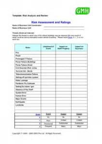 Take 5 Risk Assessment Template by Risk Assessment Template Sle Assessment Risk