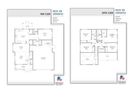 Nas Whidbey Island Oriole Street Neighborhood 4 Bedroom Whidbey House Plans