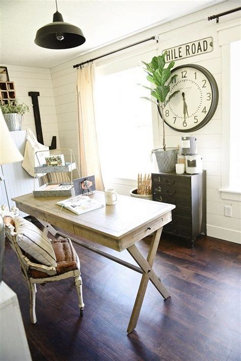 best 20 farmhouse office ideas on