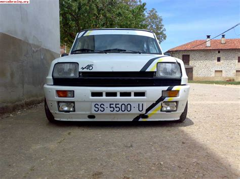 renault 5 alpine turbo 8894101