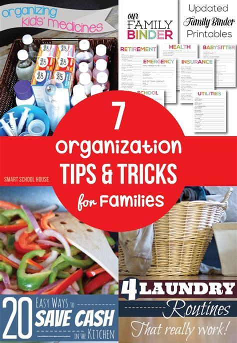 family organization organization tips