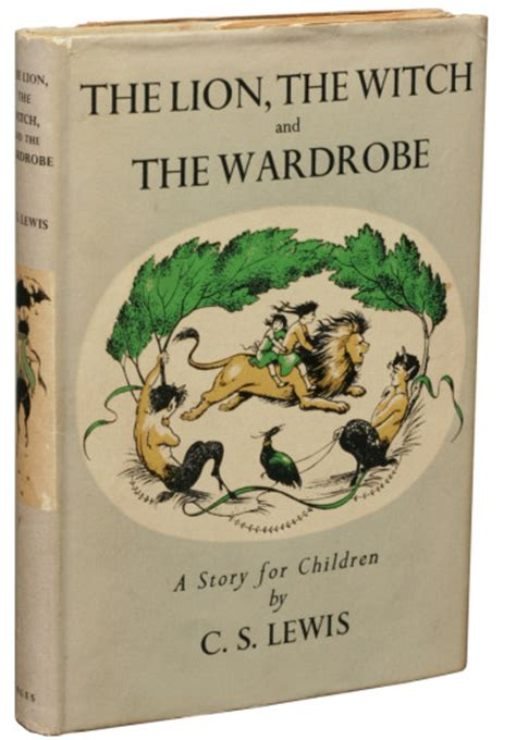 Cs Lewis Wardrobe by C S Lewis The The Witch And The Wardrobe