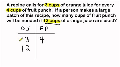 how to do ratio tables ratio word problems ratio tables to solve