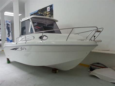 saver 590 cabin fish offerta imbarcazioni palermo miloro